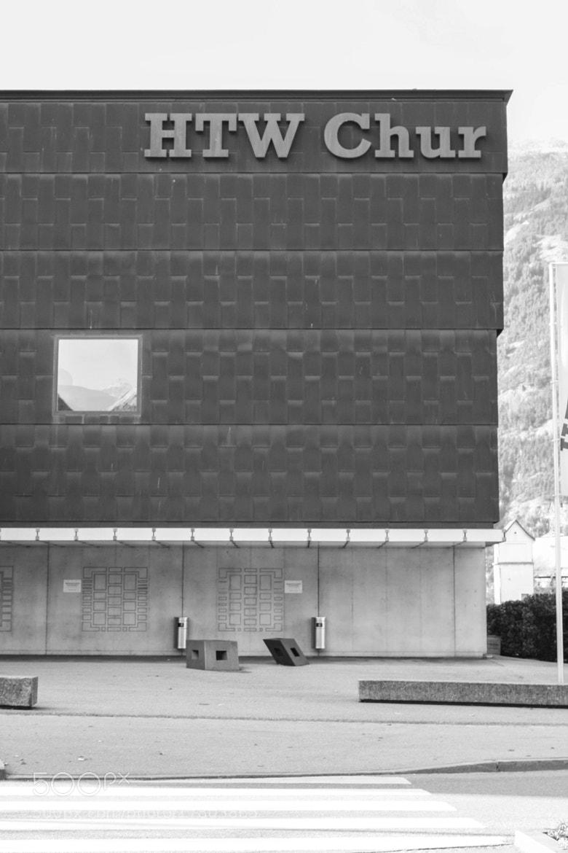 Photograph HTW Chur by Sven Aeschlimann on 500px
