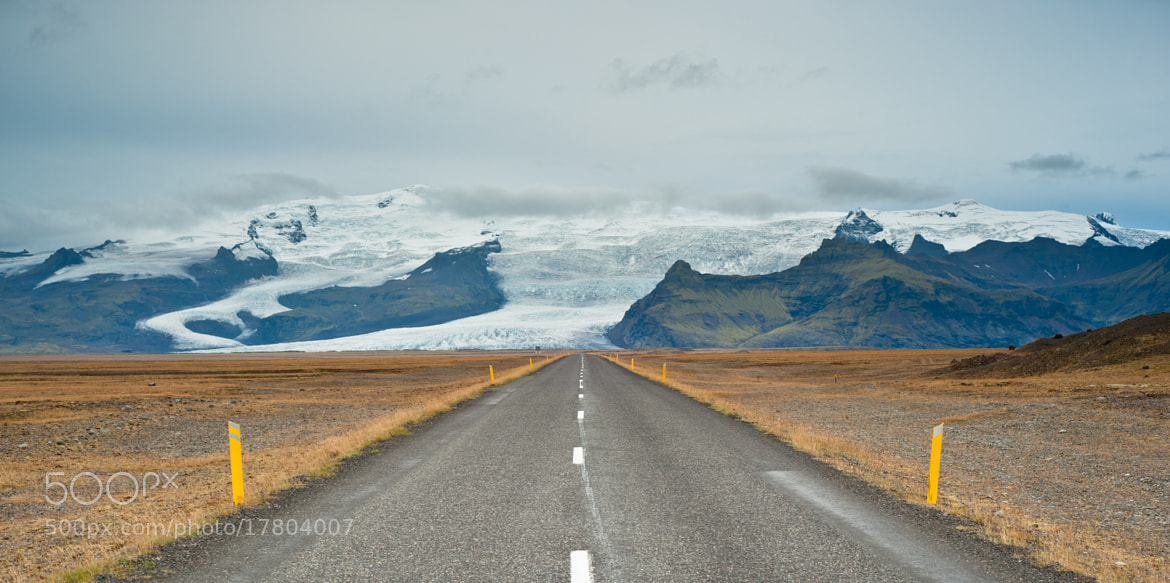 Photograph The Longest Road by Mel Sinclair on 500px