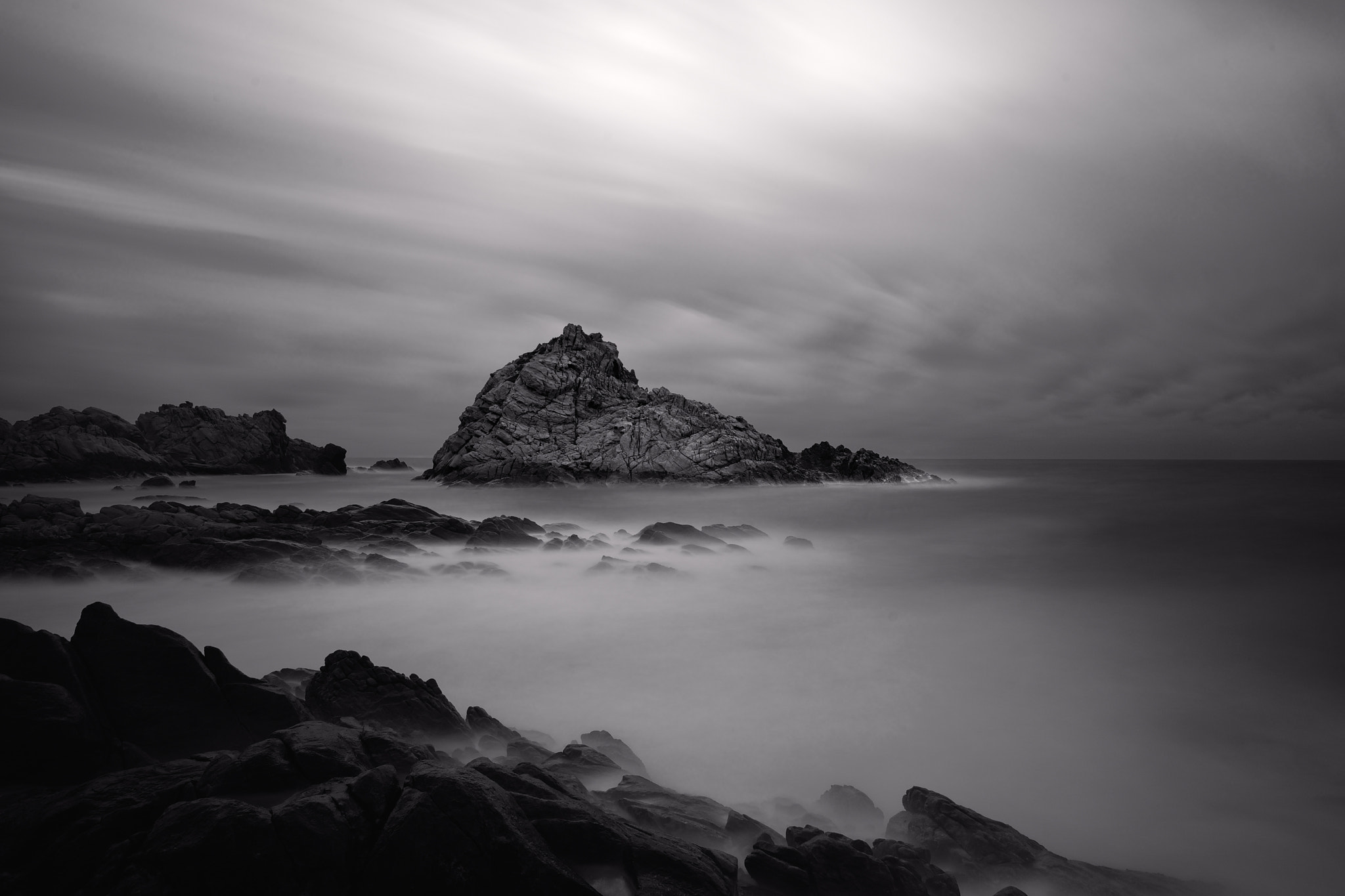 Photograph Sugar Loaf rock by Peter Hodgson on 500px