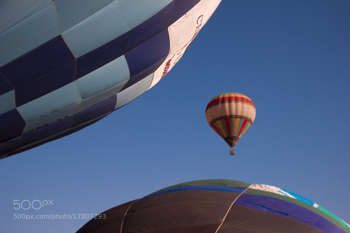 Photograph Balloon by Henrique Llamas on 500px