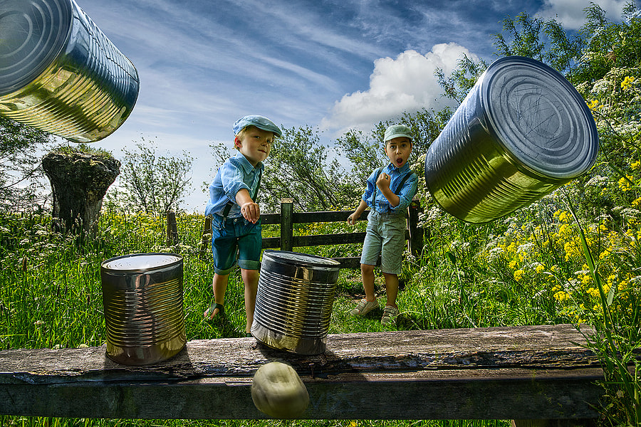 Tin Can Alley by Adrian Sommeling on 500px.com