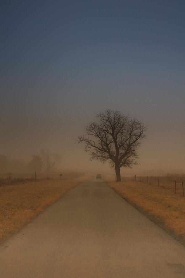 Photograph Long Road Home by Debra Keller on 500px