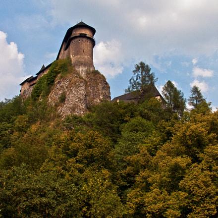 Oravský hrad II