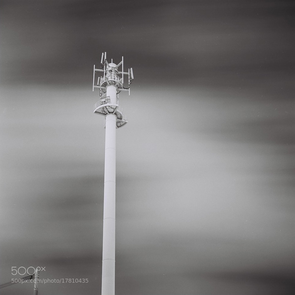 Photograph Radio tower by Shoichi Yamakawa on 500px