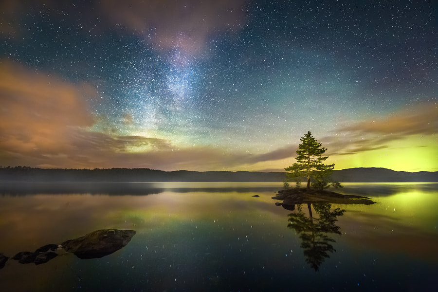 A Corraboration of Elements by Ole Henrik Skjelstad on 500px.com