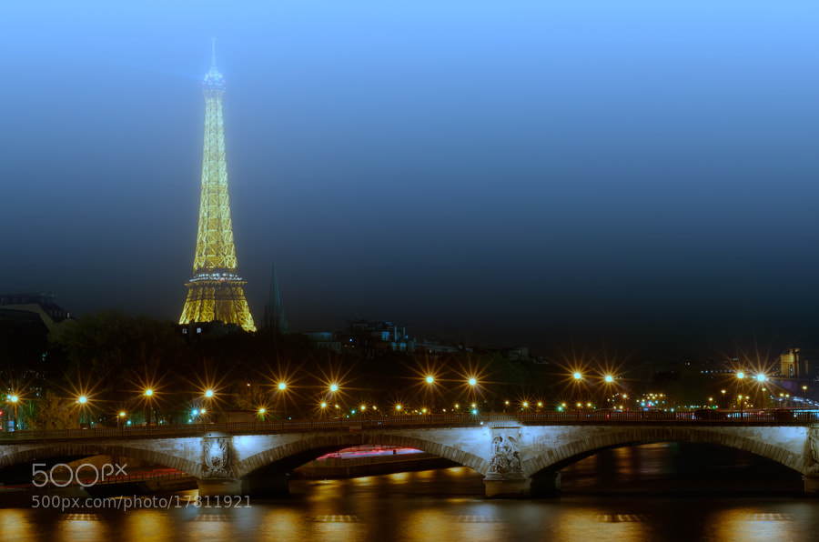 Photograph Paris by AO Photo on 500px
