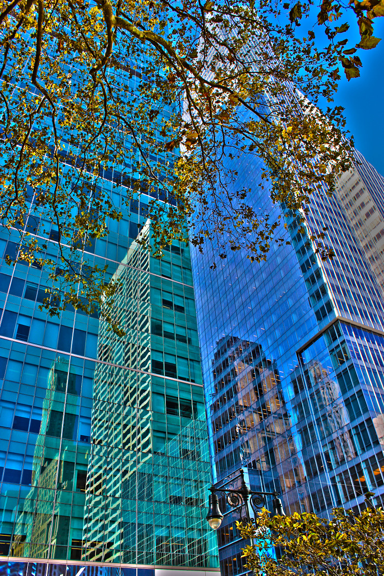 Photograph New York City Reflections by Christine Skulevold on 500px