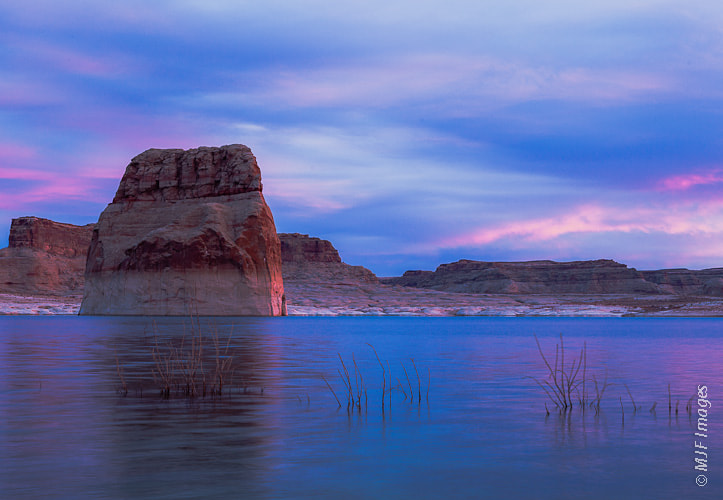 Photograph Lone Rock by Michael Flaherty on 500px