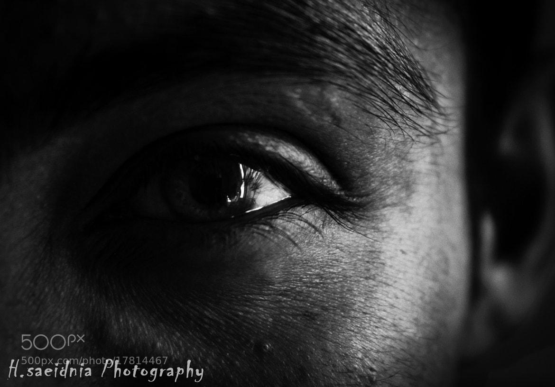 Photograph eye by hossein saeidinia on 500px