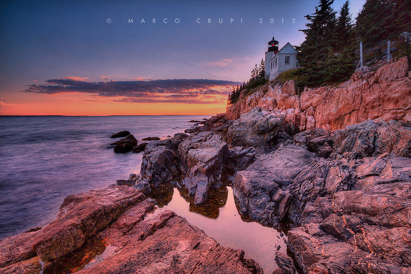 Photograph Bass Harbor Lighthouse by Marco Crupi on 500px