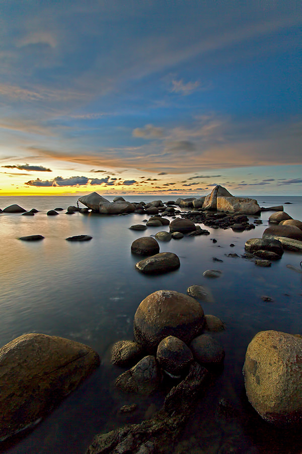 Photograph rock lined by Erwin Julian Lie on 500px