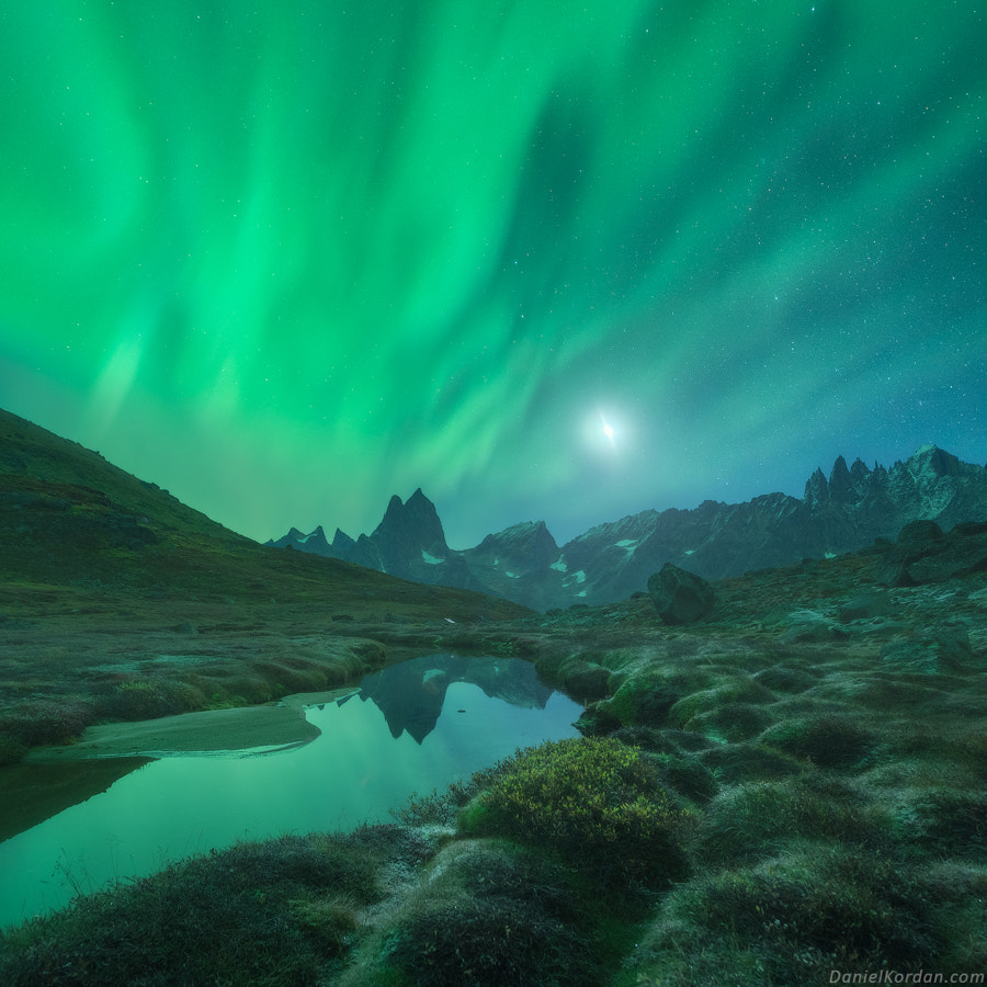 Emerald valley by Daniel Kordan on 500px.com
