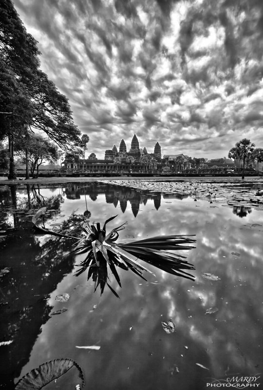 Photograph Powerful of Angkor Wat! by Mardy Suong Photography on 500px