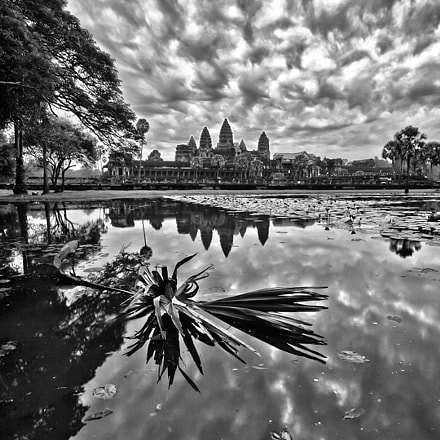 Powerful of Angkor Wat!
