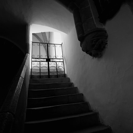 The heaven stair