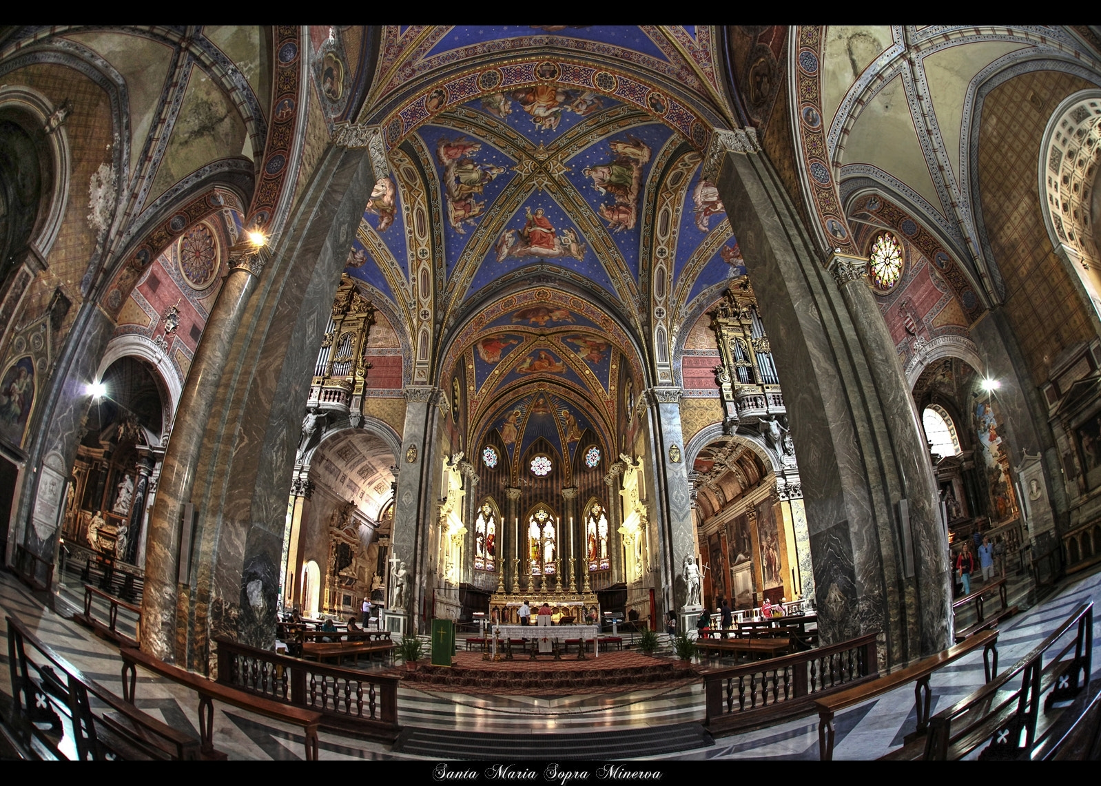 Photograph *Santa Maria Sopra Minerva* by erhan sasmaz on 500px