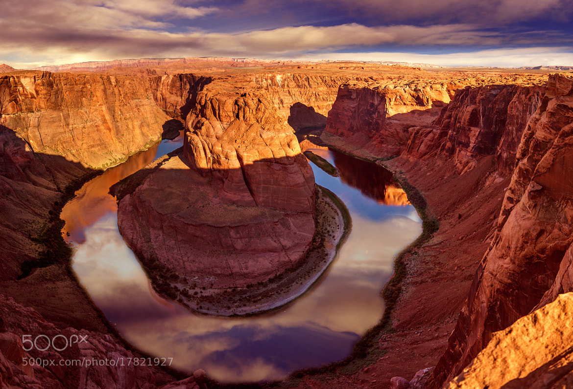 Photograph Horseshoe bend by Sergey Kuznetsov on 500px