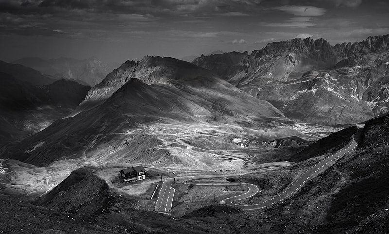 Photograph Galibier pass - France by Marco Barone on 500px