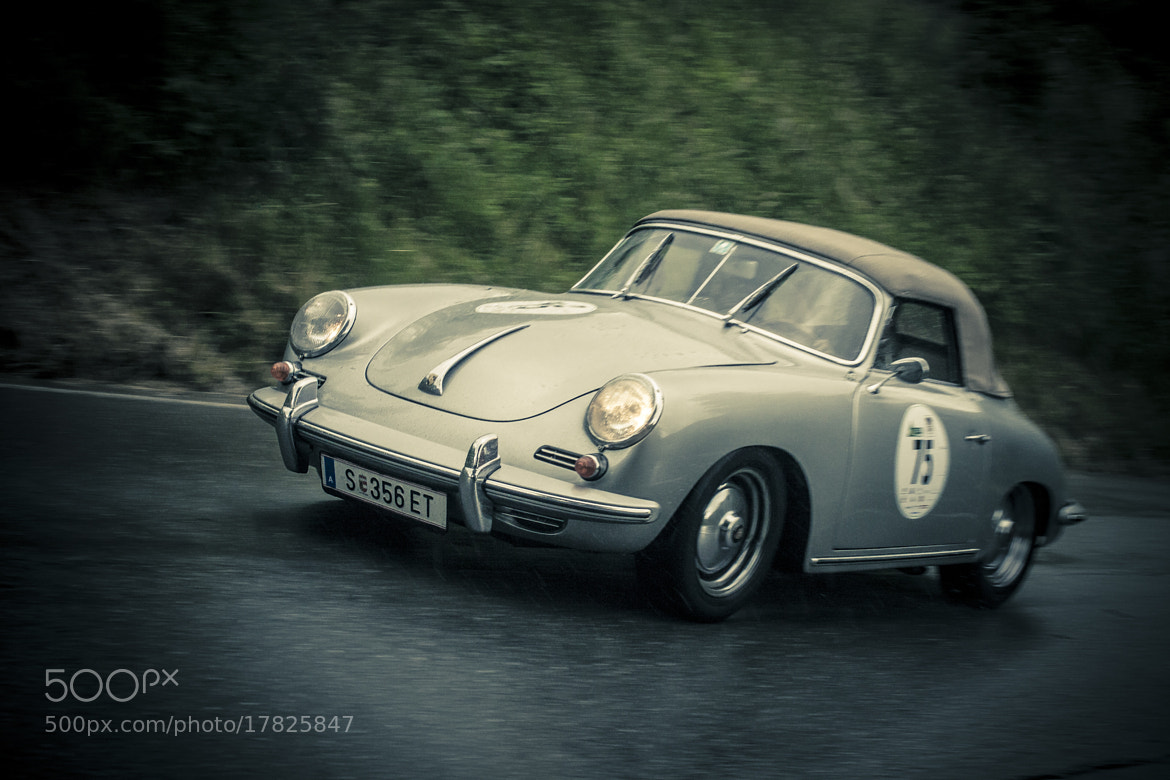 Photograph Porsche 356 B Cabrio by Marco Guerreiro on 500px