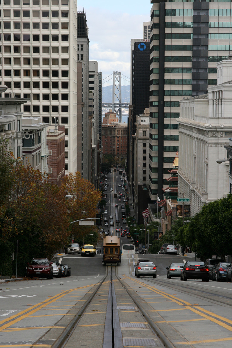 Photograph San Francisco - Cable car by Arnaud  on 500px