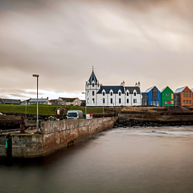 John O'Groats Harbour by Zain Kapasi (zainkapasi)) on 500px.com