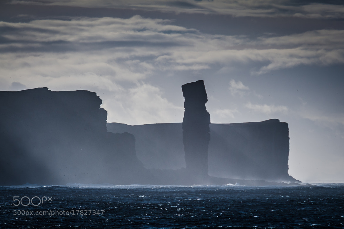 Photograph The Old Man of Hoy by Zain Kapasi on 500px