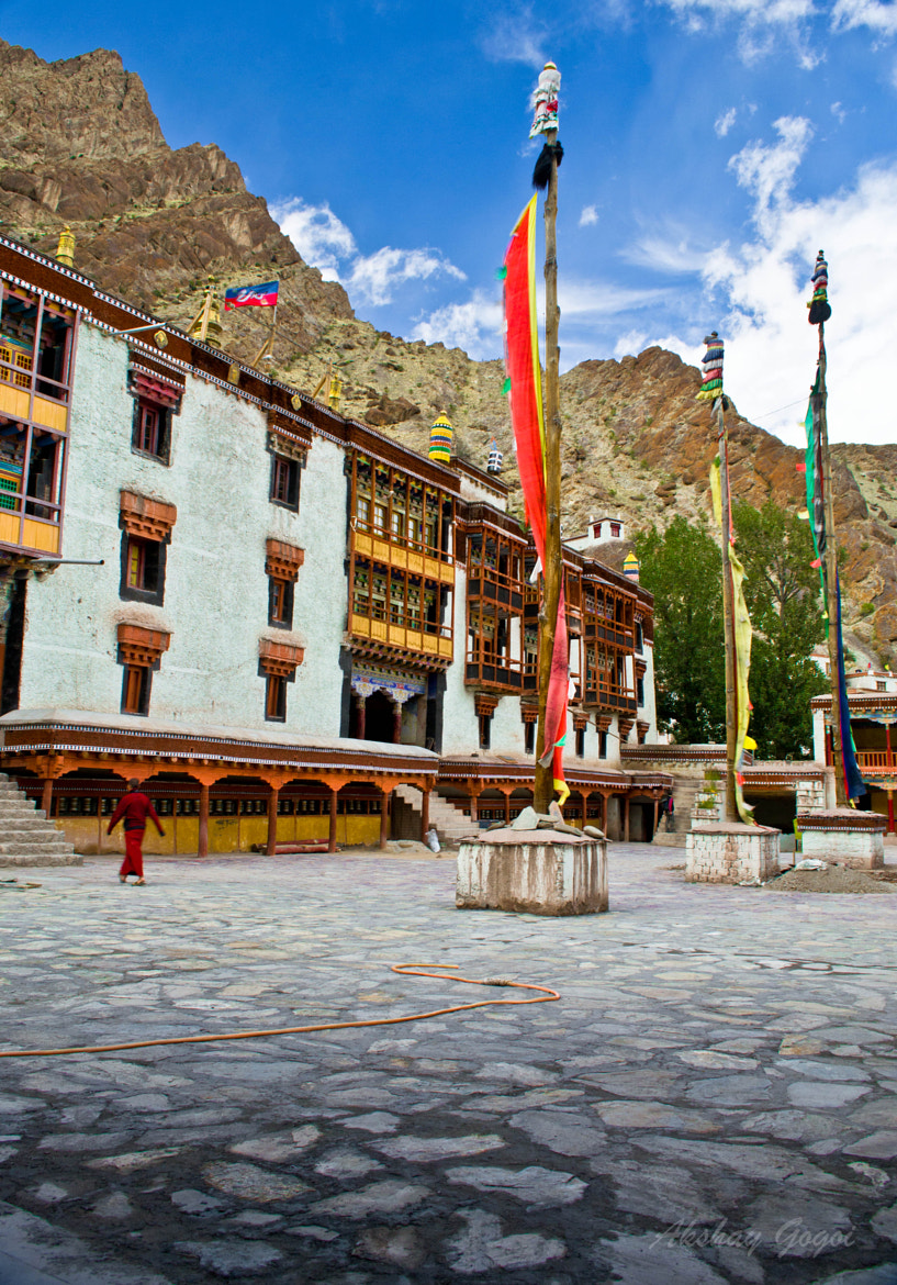 Photograph Hemis monistary Leh by Akshay Gogoi on 500px