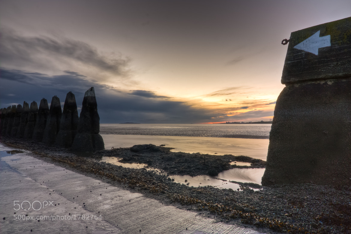 Photograph Cramond Causeway Sunrise by Sean Cooper on 500px