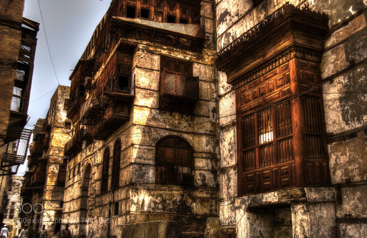 Photograph OLD jeddah CITY  by Mohammed Abdo on 500px