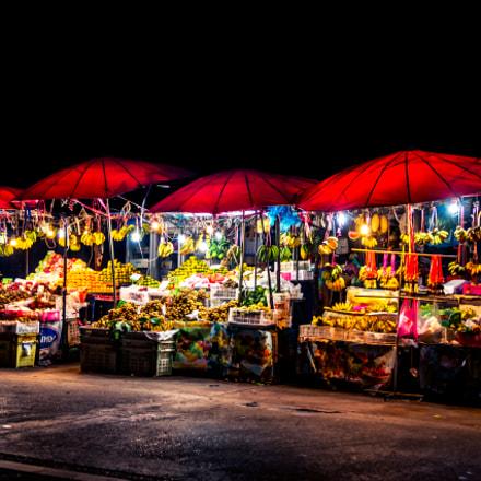 Night Time Fruit