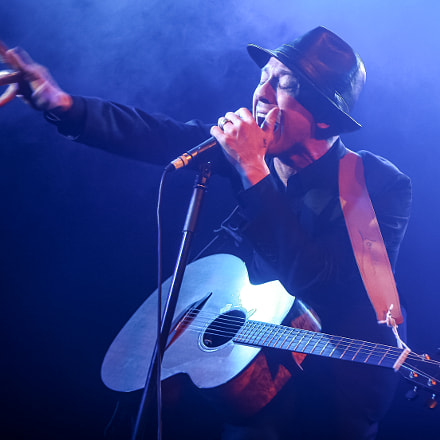 Foy Vance, Canon EOS 30D, EF-S17-55mm f/2.8 IS USM