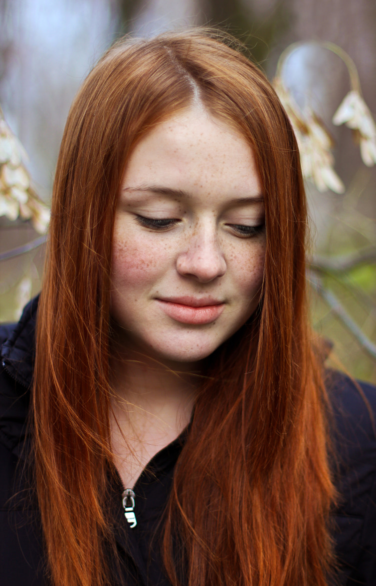 Photograph ginger beauty by Anna Rivkina on 500px