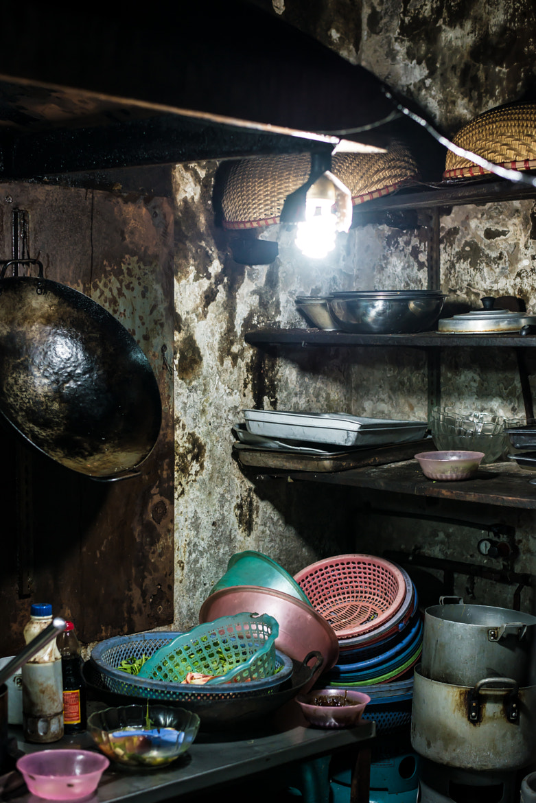 Photograph Kitchen by Marco Binetti on 500px
