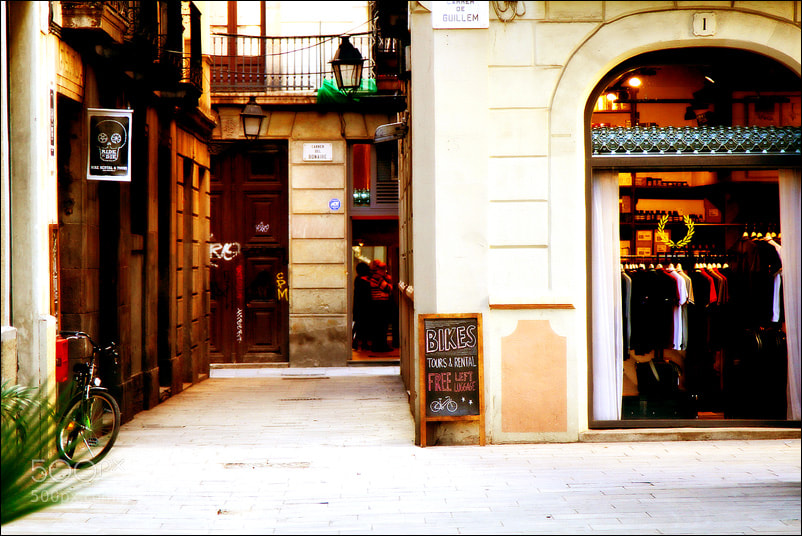Photograph Old Barcelona by Sergii Martyniuk on 500px