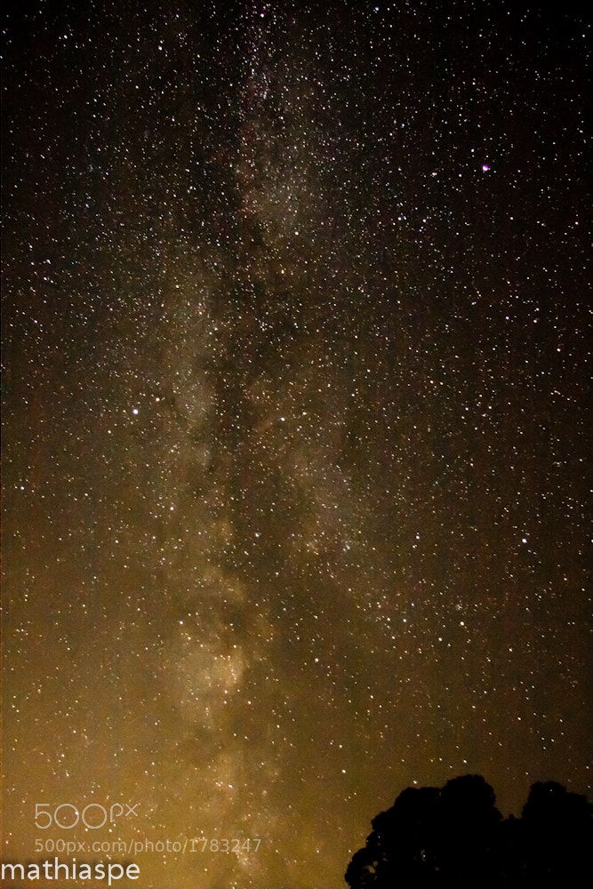 Photograph The Milkyway by Mathias Penatzer on 500px