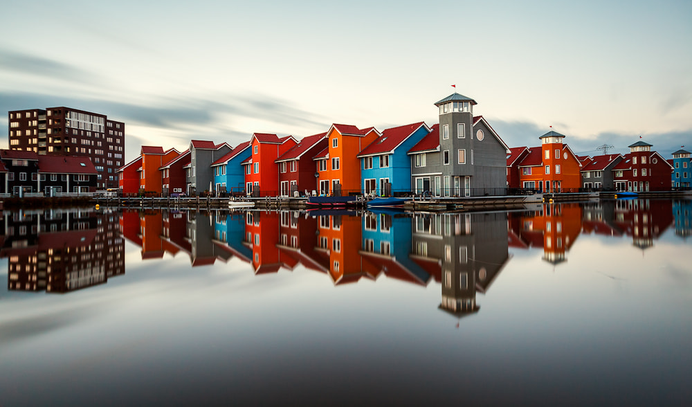 Photograph Reitdiephaven Groningen by Rayon Hoepel on 500px