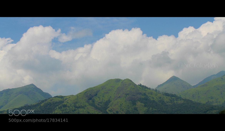 Photograph Hill view by Sinoop Sundar on 500px