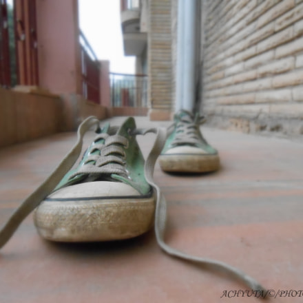 Your shoes are the, Nikon COOLPIX S3200