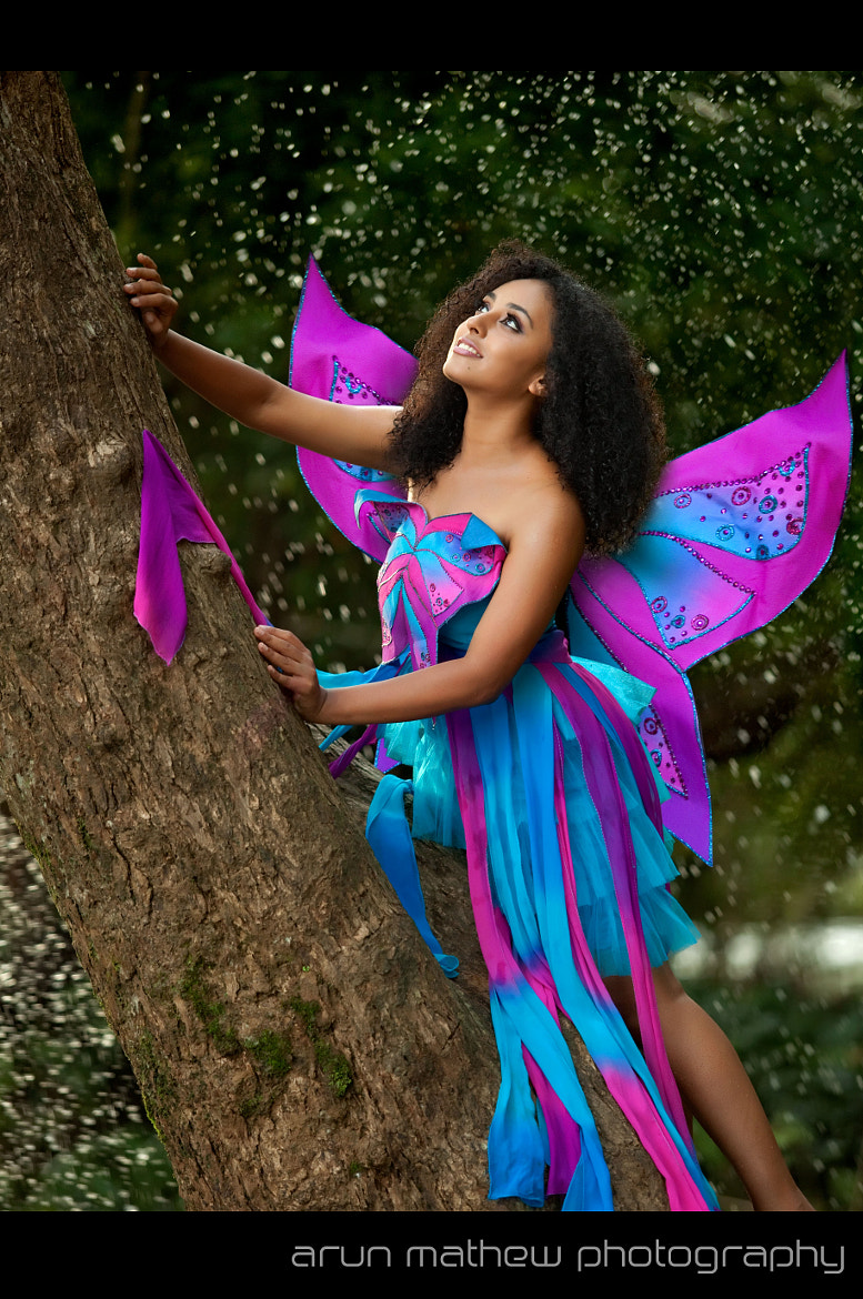 Photograph Iam a butterfly by Arun Mathew on 500px