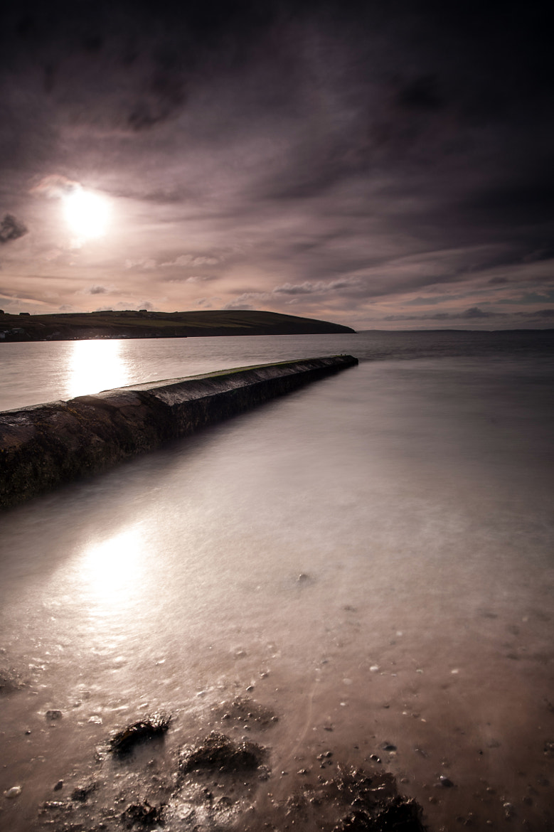 Photograph Scapa Beach by Zain Kapasi on 500px