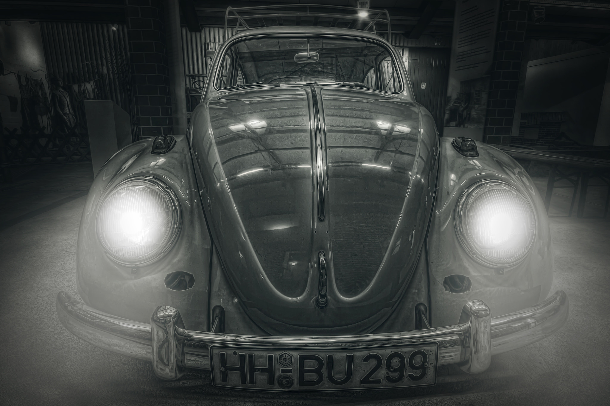 Photograph VW Käfer by Jan Schättiger on 500px