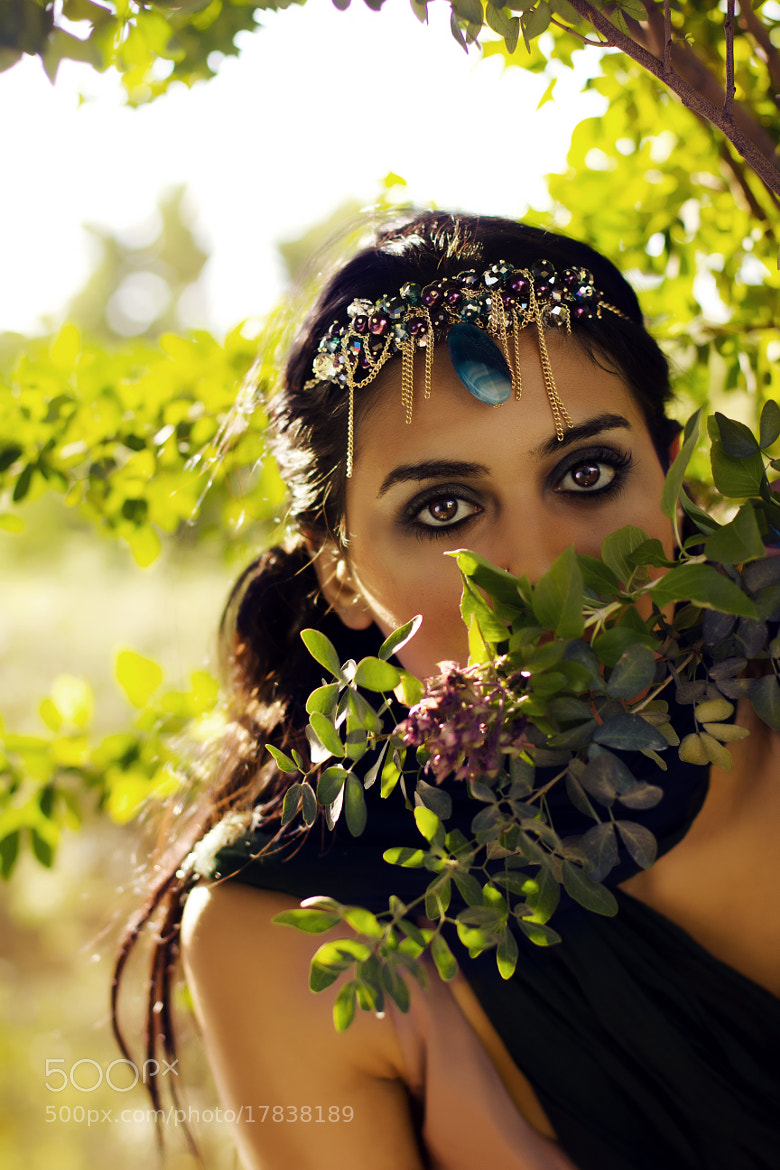 Photograph Princess of the forest  by Reem .M on 500px