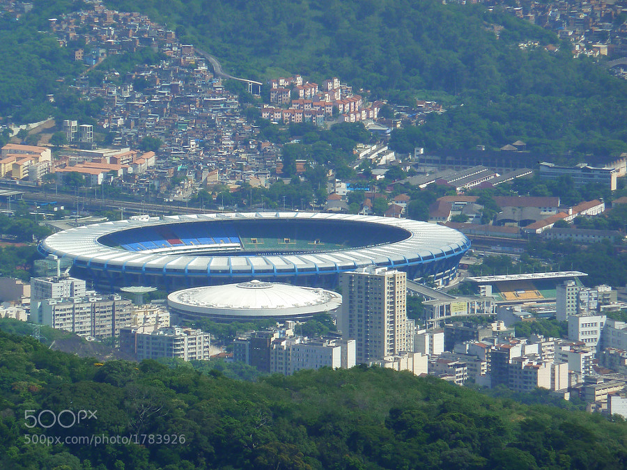 Photograph Maracaná by Carlos Gutiérrez on 500px