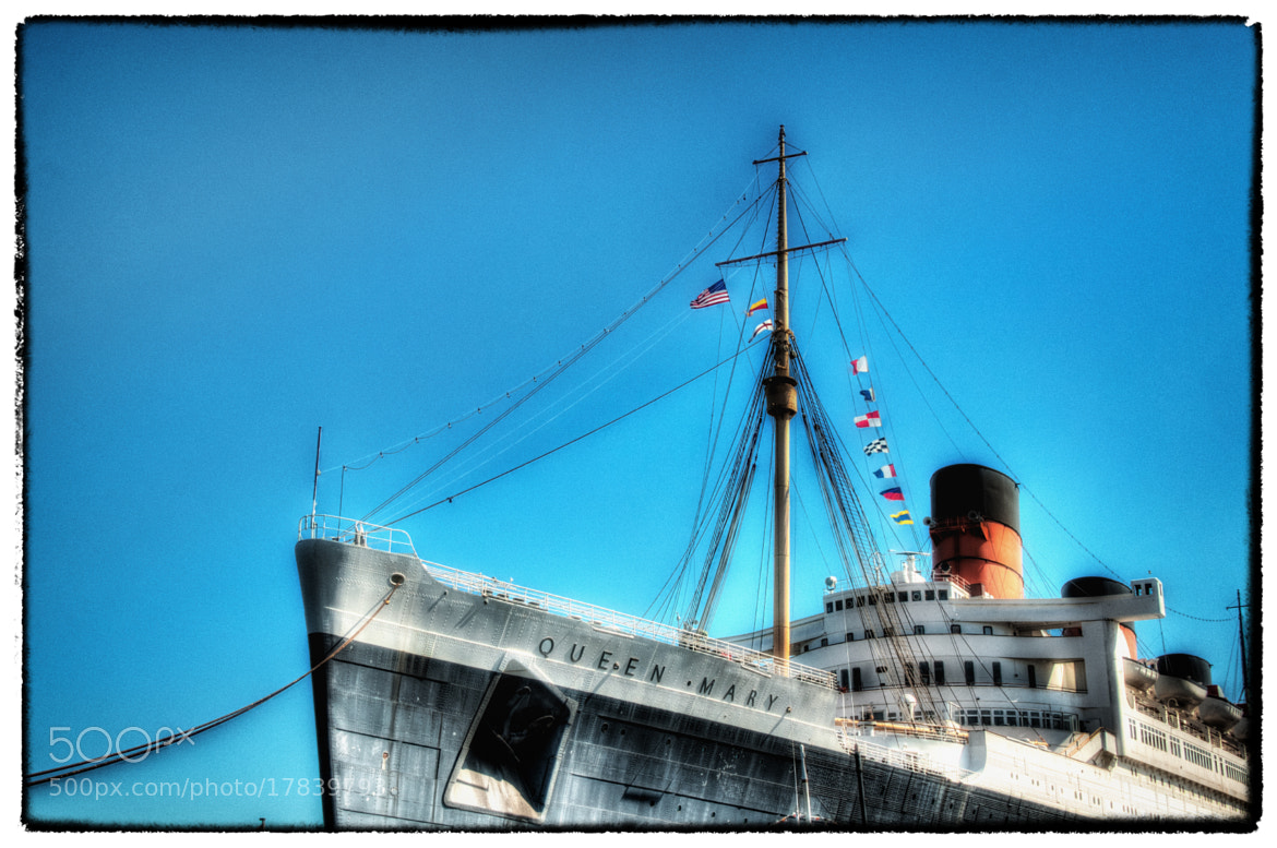 Photograph Queen Mary Today by Duane Bender on 500px