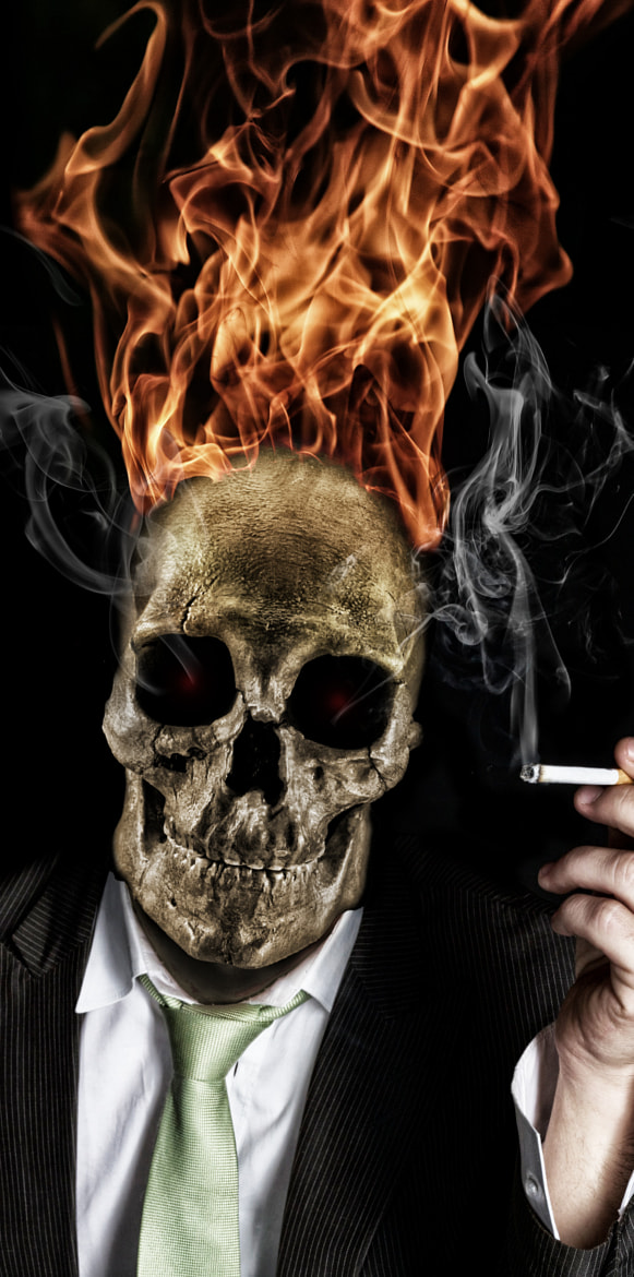Photograph smoking kills.... by Steven Bishop on 500px