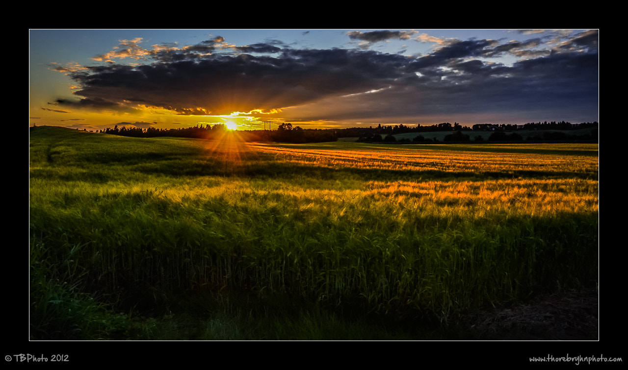 Photograph Oh, those summer nights... by Thore Bryhn on 500px