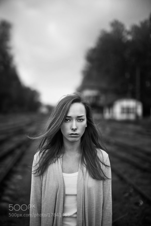 Photograph Kseniya by alexander kan on 500px