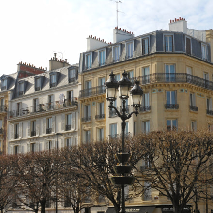 French Architecture, Nikon COOLPIX S6100