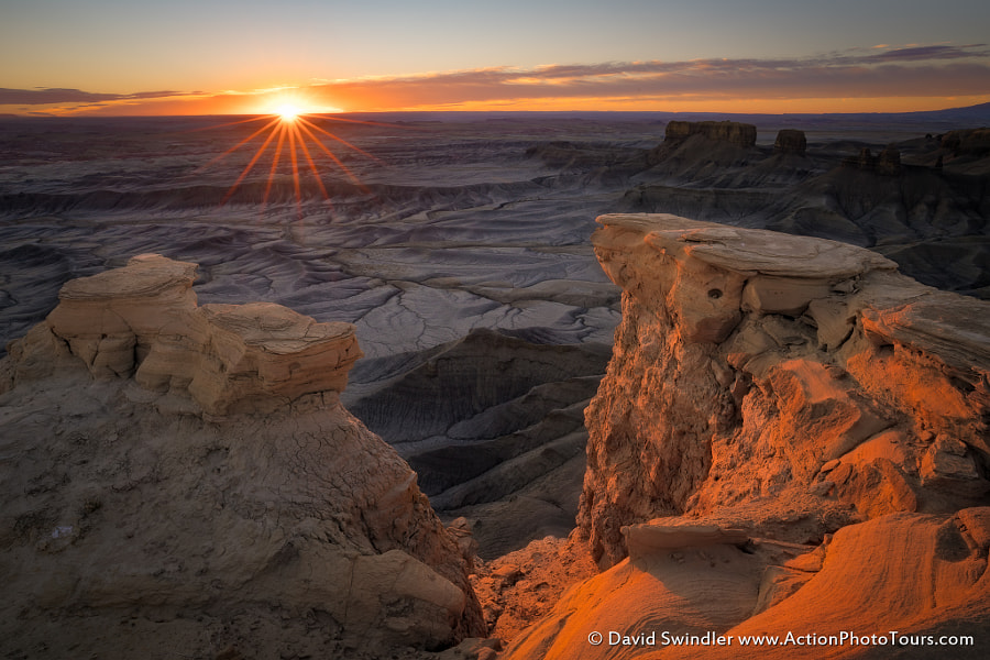 Morning at the Badlands by David Swindler on 500px.com