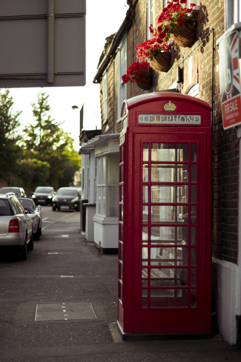 Photograph Phone Box by Jim Kay on 500px